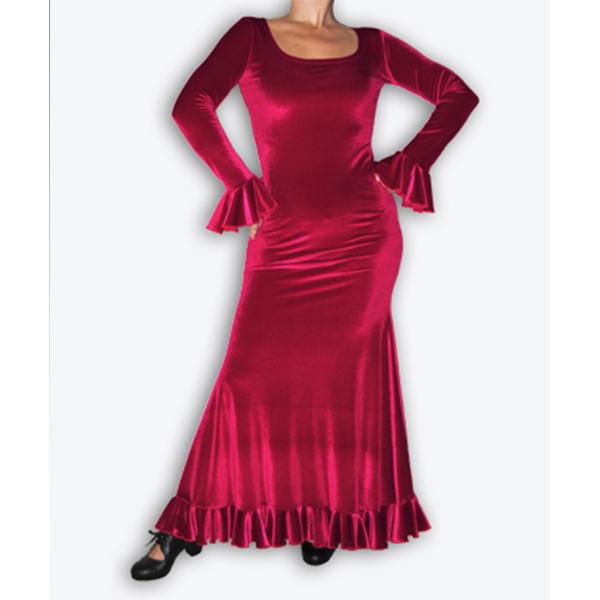 Vestido Lira Terciopelo
