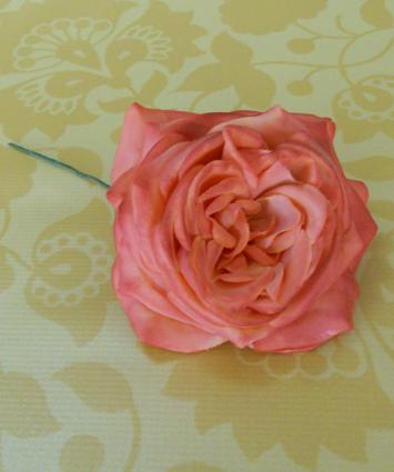 flor baile flamenco Camelia Coral Galeria